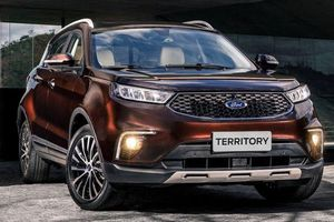 Ford Territory sẽ được bán ở Nam Mỹ, Brazil và Argentina vào năm 2020