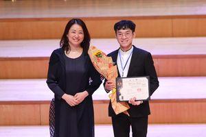 Việt Nam bội thu giải tại cuộc thi Violin và hòa tấu thính phòng