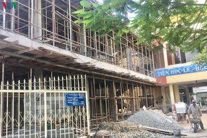 Đà Nẵng đầu tư hàng chục tỷ đồng xây trường học