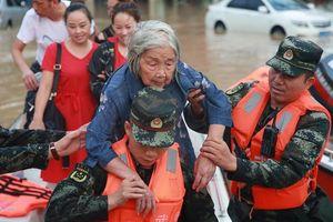 Bão Lekima tấn công Trung Quốc: 33 người chết, thiệt hại 3 tỷ USD