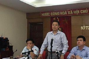 Hà Nội sẽ khai thác phần mềm cảnh báo để người dân tránh điểm ngập lụt