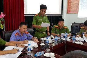 Về vụ chống người thi hành công vụ tại quận Bắc Từ Liêm (Hà Nội): Khởi tố 2 đối tượng