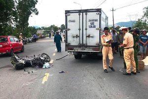 Đà Nẵng: Người phụ nữ đi bán nhang bị xe tải tông tử vong