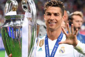 Ronaldo: 'Khác biệt giữa tôi và Messi là Champions League'