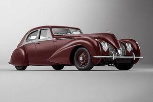 'Ông cụ' Bentley Corniche sinh 1939 bất ngờ hồi sinh