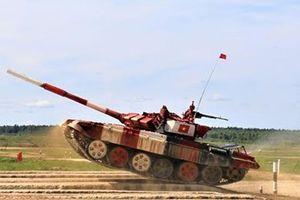 Đội xe tăng Việt Nam tạo lên lịch sử, vào chung kết cùng Cuba...