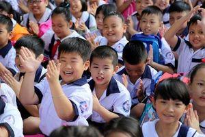 Bí thư Thành ủy TPHCM Nguyễn Thiện Nhân: Thành quả giáo dục được vun đắp từ nhiều năm