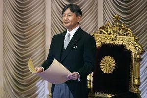 Nhật hoàng đăng quang, Lãnh đạo Mỹ, Trung cử các 'Phó tướng' đến dự