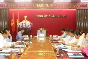 Quảng Ninh: Đông Triều đủ điều kiện lên thành phố loại III, trực thuộc tỉnh
