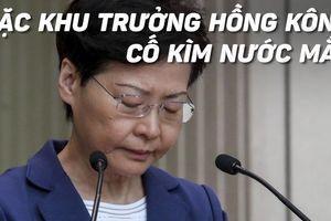 Đặc khu trưởng kêu gọi đừng đẩy Hồng Kông 'xuống vực thẳm'