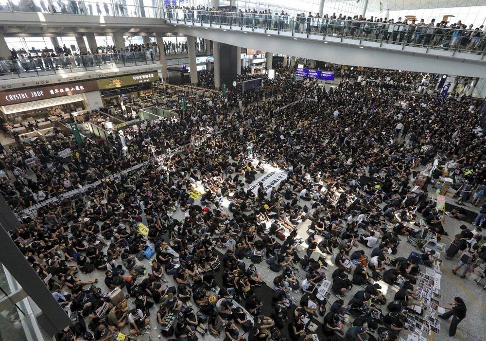 Trung Quốc nói biểu tình Hong Kong có dấu hiệu 'khủng bố'