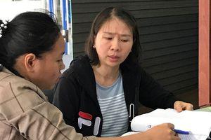 Cần lắm nhân văn với cô giáo Hoa Anh ở Đắk Lắk