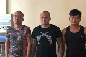 Bắt Quang 'Rambo' về hành vi cưỡng đoạt tài sản
