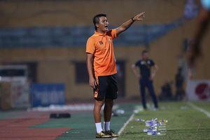 Thanh Hóa thay tướng sau 5 trận không thắng
