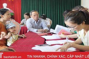 Tuyển sinh nhóm nhà trẻ ở Hà Tĩnh: Trường nhận hồ sơ, chờ phương án... của cấp trên