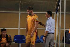 Thanh Hóa 5 trận chưa biết mùi chiến thắng, HLV Vũ Quang Bảo vừa về đã 'bay ghế'