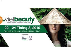 450 doanh nghiệp tham dự triển lãm làm đẹp lớn nhất Việt Nam