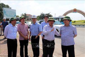 Bộ trưởng Nguyễn Văn Thể: Nếu không sửa chữa kịp thời quốc lộ 5 thì sẽ dừng thu phí