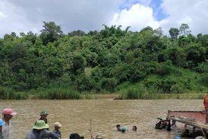 Vỡ đê bao ở Đắk Lắk, 1.000 ha lúa đến mùa thu hoạch mất trắng