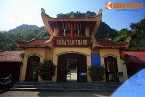 Bí mật riêng có ở chùa Tam Thanh trứ danh xứ Lạng