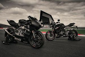 Triumph Daytona 2020 ra mắt tại giải đua British MotoGP