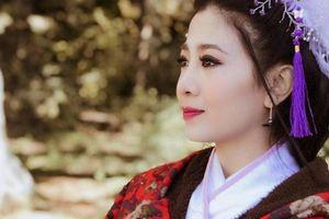 Diễn viên Mai Phương bức xúc vì hãng bảo hiểm lợi dụng tên cô để lừa đảo