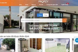 Propzy Việt Nam đang gọi vốn 25 triệu USD