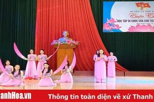 Như Xuân tổ chức Chung kết cuộc thi 'Học tập Di chúc của Chủ tịch Hồ Chí Minh'