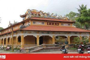 Những ngôi chùa cách mạng