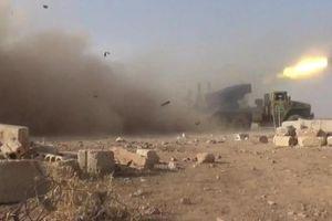 Phiến quân Syria trỗi dậy, điên cuồng tấn công căn cứ Nga