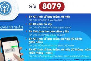 Hướng dẫn tra cứu BHXH, BHYT bằng tin nhắn chỉ với 1.000 đồng