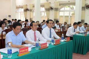 HĐND TP. Vĩnh Yên khóa XX, nhiệm kỳ 2016 - 2021 tổ chức kỳ họp bất thường