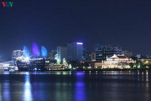 Ấn tượng vẻ đẹp sông nước của thành phố Hồ Chí Minh