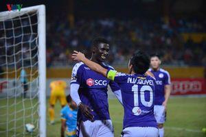 Clip: Sao Hà Nội FC lọt top 5 tác giả có bàn thắng đẹp nhất vòng 20
