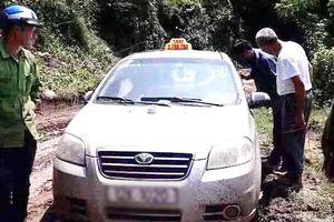 Lời khai của 3 nghi phạm Trung Quốc sát hại tài xế, cướp taxi