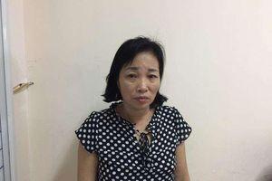 Mua ma túy từ Sơn La để kiếm lời, một phụ nữ Hà Nội bị tóm gọn
