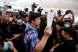 Người biểu tình trở lại, sân bay Hong Kong tiếp tục 'thất thủ'