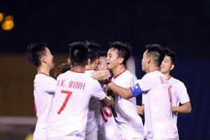 Trực tiếp U18 Việt Nam vs U18 Thái Lan bảng B U18 Đông Nam Á