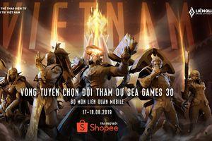 Top 4 lượt đi ĐTDV mùa Đông 2019 lộ diện, Liên Quân Mobile Việt Nam sẵn sàng tìm ra đại diện tham dự SEA Games 30