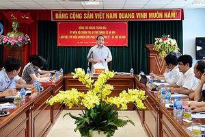 Bí thư Thành ủy Hoàng Trung Hải: Hà Nội cần một Viện nghiên cứu kinh tế xã hội xứng tầm