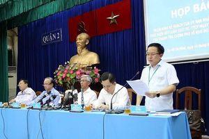 TP.HCM công bố ranh khu 4,3 ha khu đô thị mới Thủ Thiêm