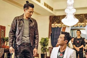 Những cuộc chạm trán của Lưu Đức Hoa và Cổ Thiên Lạc trên màn ảnh