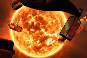 Biến Mặt Trời thành bãi xử lý rác thải của Trái Đất thì sao?