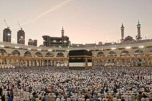 Hơn 2 triệu tín đồ Hồi giáo kết thúc lễ hành hương ở thánh địa Mecca