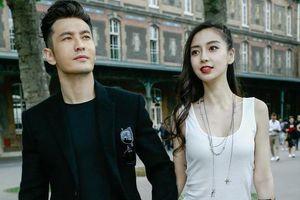 Huỳnh Hiểu Minh và Angelababy bị nghi ngờ sắp ly hôn