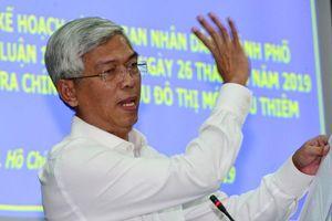 'Xem xét trách nhiệm cựu lãnh đạo TP liên quan sai phạm ở Thủ Thiêm'