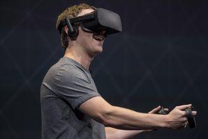 Đến lượt đồng sáng lập Oculus dứt áo rời Facebook