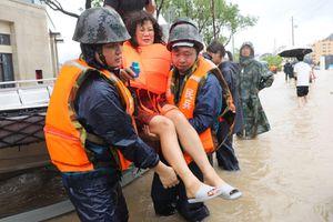 Trang mạng TQ gây sốc với tin cả tỉnh thiệt mạng do bão Lekima