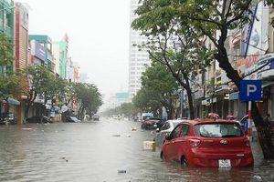 Úng ngập tại các đô thị lớn: Lộ rõ bất cập về xây dựng hạ tầng