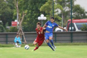 Martin Lo lập công, U22 Việt Nam đánh bại cựu vương của Hong Kong Premier League